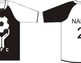 cyborgmossfj tarafından Design a SoccerJersey için no 12