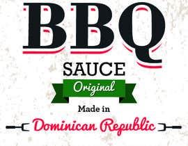#5 untuk Design one label for sauce bottles oleh AngieCiro