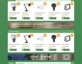 #13 untuk Design a Website Mockup using template oleh negibheji