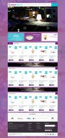 #8 untuk Design a Website Mockup using template oleh kreativeminds