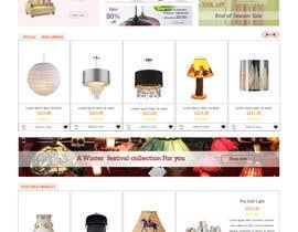 #10 untuk Design a Website Mockup using template oleh nupurghosh2