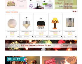 #12 untuk Design a Website Mockup using template oleh nupurghosh2