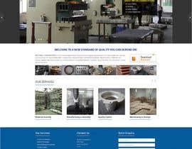 #38 para Design a Website Mockup for BestwillCorp.com por princevenkat