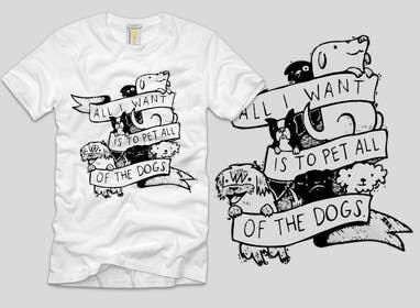 #94 untuk Design a T-Shirt oleh ezaz09