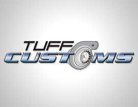 #40 para Logo Design for Tuff Customs por raffyph1