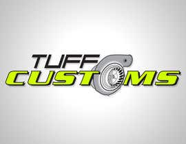 #39 para Logo Design for Tuff Customs por raffyph1