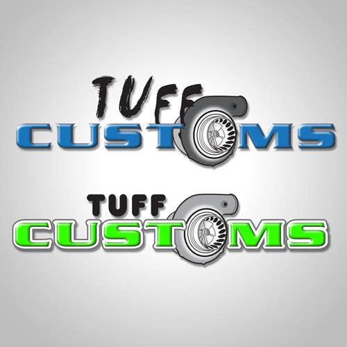 Contest Entry #                                        19                                      for                                         Logo Design for Tuff Customs