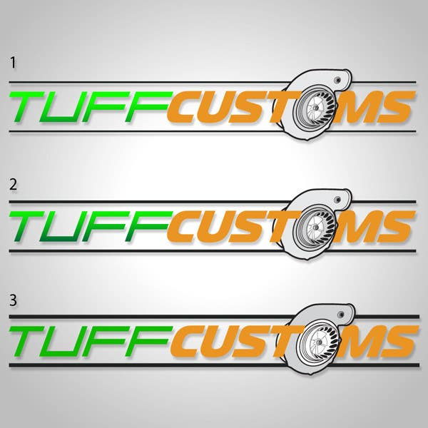 Contest Entry #                                        30                                      for                                         Logo Design for Tuff Customs