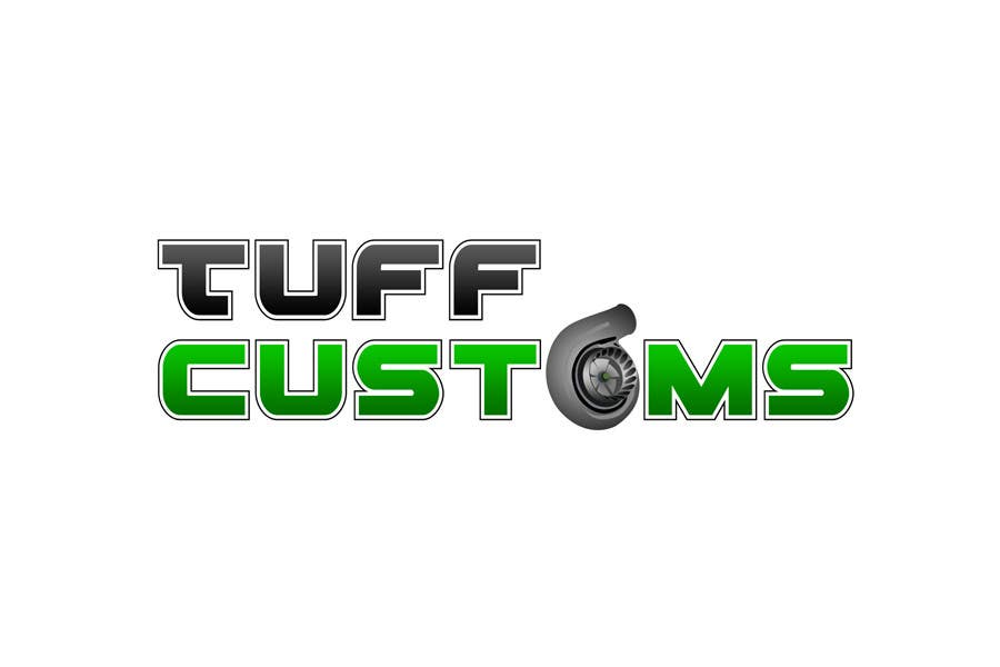 Contest Entry #                                        68                                      for                                         Logo Design for Tuff Customs