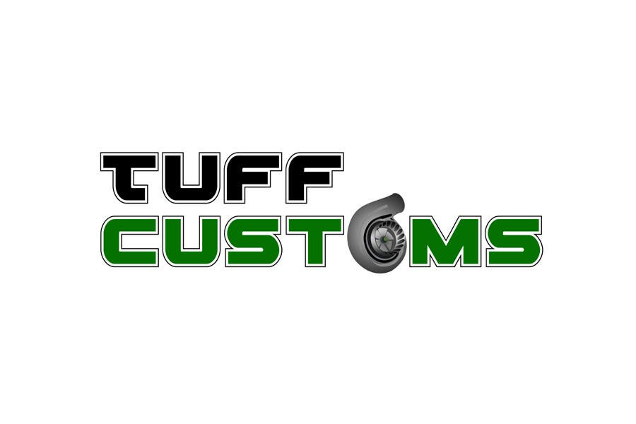 Contest Entry #                                        67                                      for                                         Logo Design for Tuff Customs