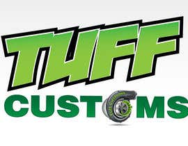 #72 para Logo Design for Tuff Customs por pupster321