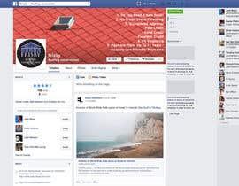 #3 untuk Design a Facebook landing page oleh zoomlander