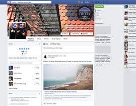 #6 untuk Design a Facebook landing page oleh zoomlander