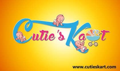 #133 untuk Logo for BABY website oleh HDiangca