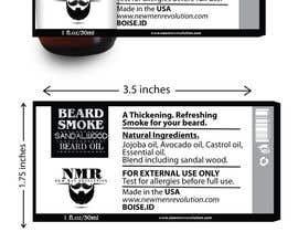 Mazeduljoni tarafından Design 2 Beard Oil Labels için no 28