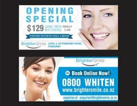 VMJain tarafından Design a Flyer for a teeth whitening clinic! için no 50