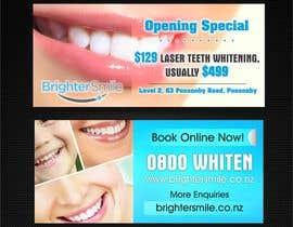 lippipress tarafından Design a Flyer for a teeth whitening clinic! için no 52