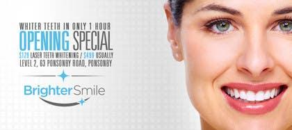 xpertsart tarafından Design a Flyer for a teeth whitening clinic! için no 92