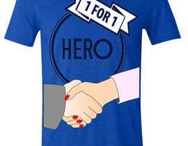 oronnotextile tarafından Create HERO condoms T-shirt- Botswana donation trip. için no 34
