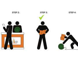 #16 untuk Alter some Images - Cartoon Illustrations for our customers step by step guide oleh dennisDW