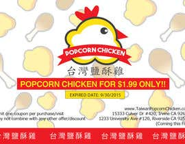 #24 untuk Design a coupon oleh MiaEvr