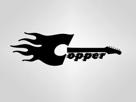 #120 for Design a Logo for Canadian rock band COPPER by ikaktus