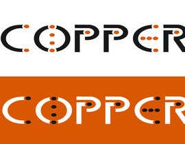 #121 untuk Design a Logo for Canadian rock band COPPER oleh premkumar112