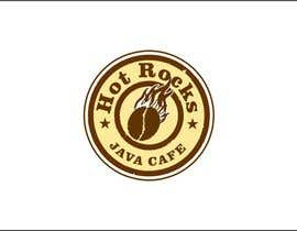 #280 untuk Design a Logo for Hot Rocks Java Cafe oleh jerry24