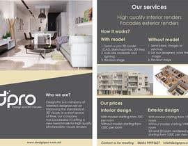 #12 untuk Design of a A5 double side brochure oleh jassna