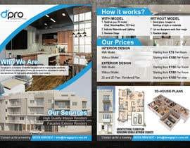 #21 untuk Design of a A5 double side brochure oleh teAmGrafic