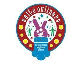"#13 untuk Creating a logo for Dinner-Show  ""Salto Culinare"" oleh mavrilfe"