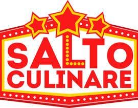 """#4 untuk Creating a logo for Dinner-Show  """"Salto Culinare"""" oleh Anton206"""