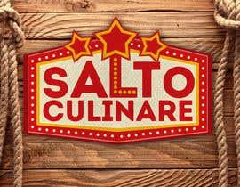 """#5 untuk Creating a logo for Dinner-Show  """"Salto Culinare"""" oleh Anton206"""
