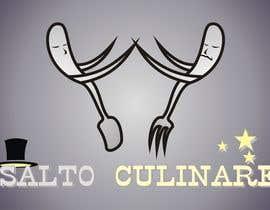 "#14 untuk Creating a logo for Dinner-Show  ""Salto Culinare"" oleh isyaansyari"