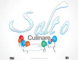 "#11 untuk Creating a logo for Dinner-Show  ""Salto Culinare"" oleh ctate"