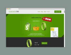 #9 untuk Design a Website Mockup oleh manojkaninwal