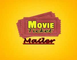 wasaw00 tarafından Design a Logo - MOVIE TICKET MAILER için no 64