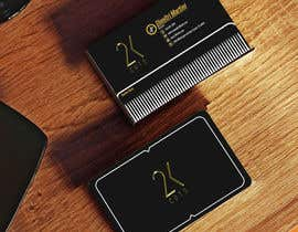 #27 for Design some Business Cards for a Barber by akbarnfauzi