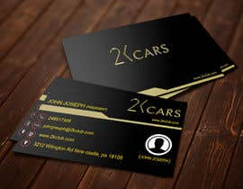 #12 untuk Design some Business Cards for a Barber oleh hhsapon