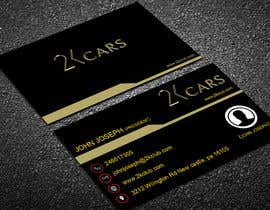 #15 untuk Design some Business Cards for a Barber oleh hhsapon