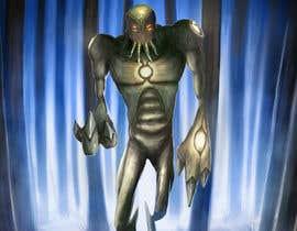 #31 untuk Design 1 Sci-Fi Character Art -- 2 oleh marcokap