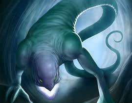 #46 untuk Design 1 Sci-Fi Character Art -- 2 oleh marcokap