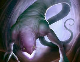#47 untuk Design 1 Sci-Fi Character Art -- 2 oleh marcokap