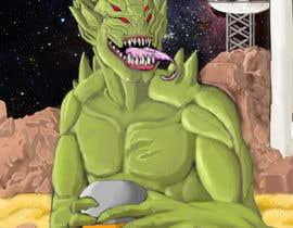 #25 untuk Design 1 Sci-Fi Character Art -- 2 oleh MainThread