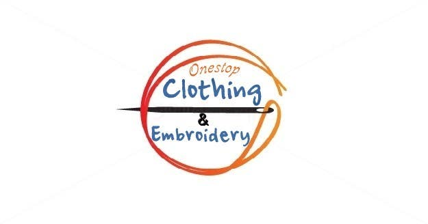 #15 for Design a Logo for Onestop Clothing & Embroidery by sweetzahid