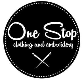 #4 for Design a Logo for Onestop Clothing & Embroidery by cha5e