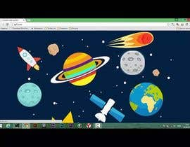 RMA95 tarafından Animate a series of planet illustrations storyboard için no 18