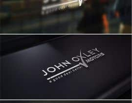 #224 para Design a Logo for John Oxley Motors por timedsgn