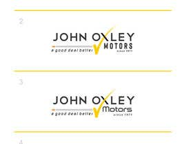 #574 para Design a Logo for John Oxley Motors por timedsgn
