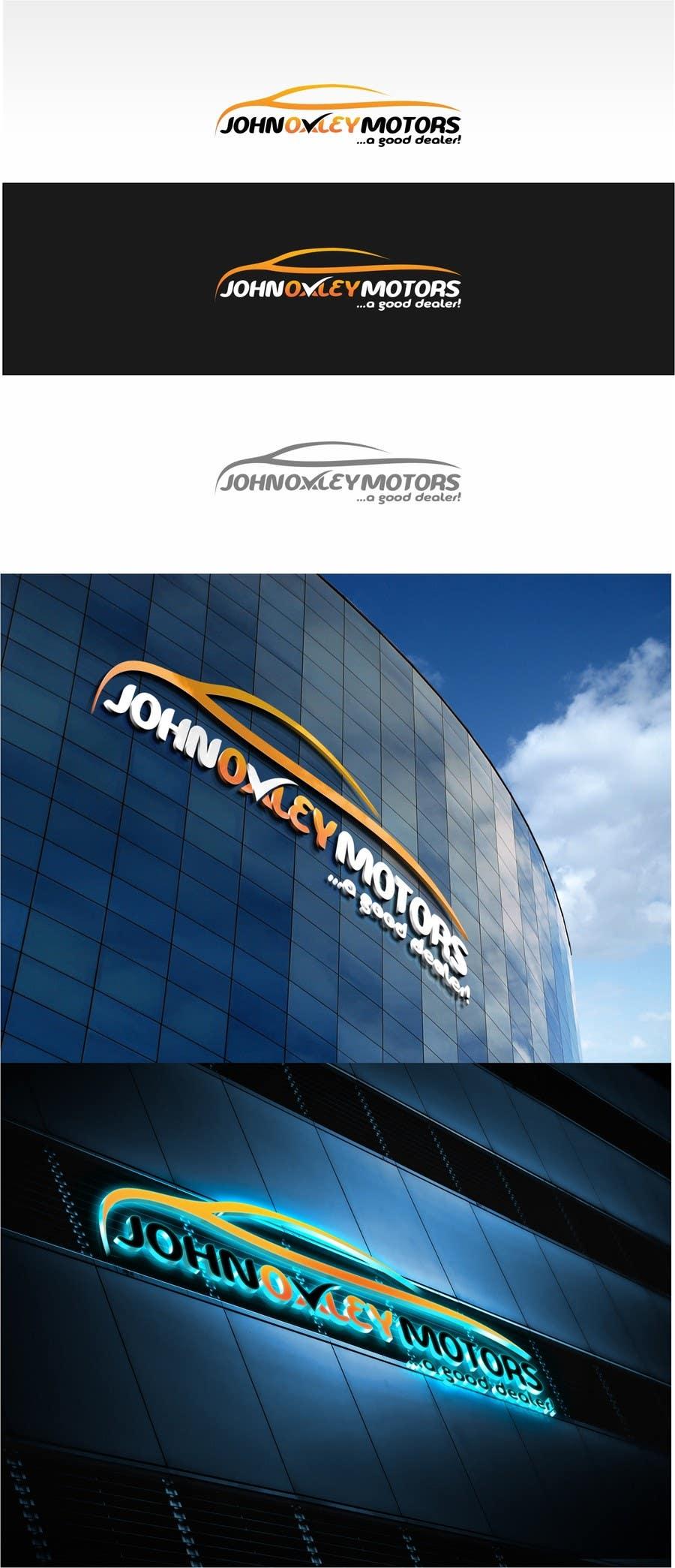 #229 for Design a Logo for John Oxley Motors by jummachangezi